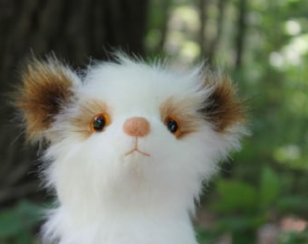 Sly the Weasel, new sewing pattern for 2013, digital download
