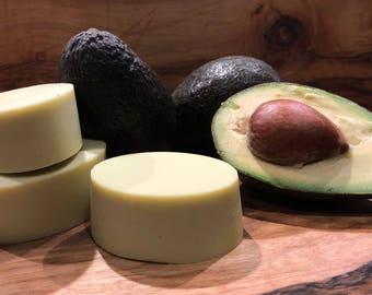 Creamy Avocado Soap
