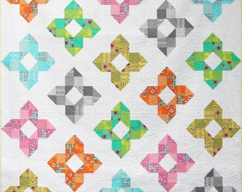 Bush Gems Quilt Pattern