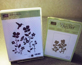 Wildflower Meadow with embossing folder