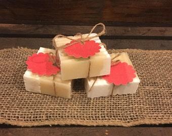 Lemon Shea Butter body bar soap