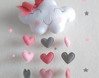 Heart cloud mobile