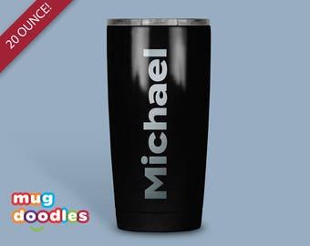Personalized Travel Mug, Custom Travel Mug, Personalized Mug, Custom Mug, Personalized Tumbler, Customized Tumbler, Engraved Tumbler