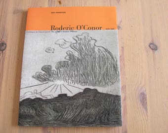 Roderic O'conor 1870-1940. Catalogue of serious artwork - The Prints of Roderic O'conor