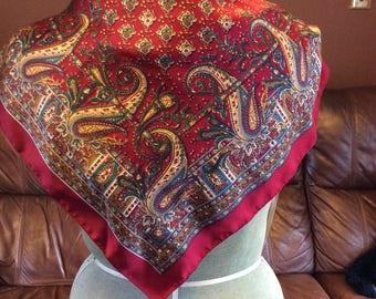 Scarf , head scarf , shoulder scarf