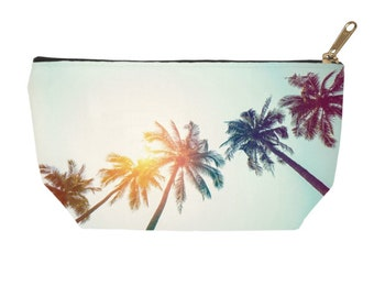 Palm Life Accessory Pouch