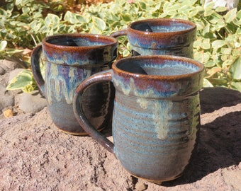 Pottery Mug, Stoneware Mug, Ceramic Mug, Coffee Mug, Hand Made Mug, Coffee Mug, Stoneware Coffee Mug, Ceramic Mug