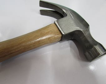 Personalised Hammer! The perfect gift for the handyman in your life. Quality tool, fit for use!