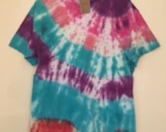 Adult L Tie Dye T-Shirt