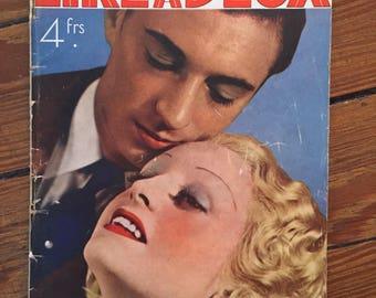 Erotic french magazine «Pour lire a deux» (1936)