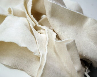 merino wool scraps - feltable wool interlock and jersey scraps - OEKA TEX certified wool - small scraps