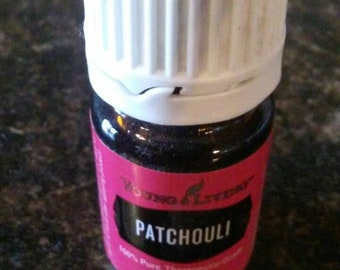 Young Living Essential Oil 5ml Patchouli