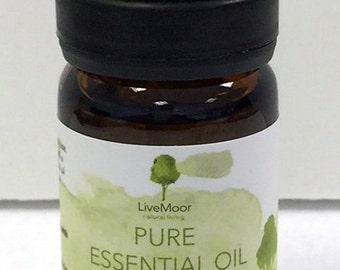 Hyssop Essential Oil, 10ml