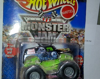 Hot Wheels Grave Digger Monster Truck