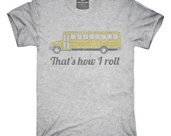 Funny School Bus Driver T-Shirt, Hoodie, Tank Top, Gifts