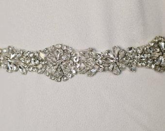 """Jaxie """"Marilyn"""" Bridal Belt"""