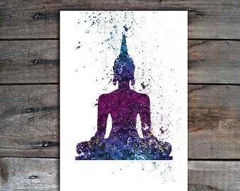 Buddha wall art, Buddha Art, Buddha print,Buddha Printable ,Buddha Decor,Yoga Prints,Buddha Prints