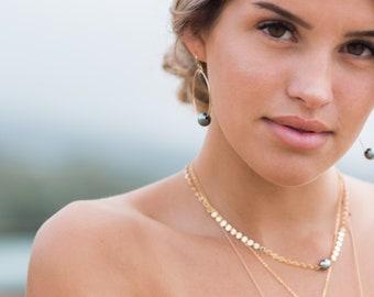 """MAHINA necklace 16"""""""