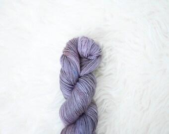 night clouds - MCN sock yarn - merino cashmere nylon