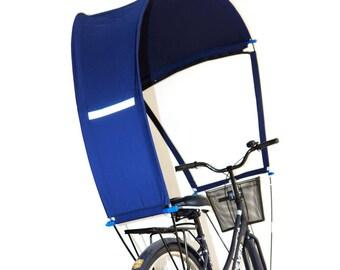 Protection contre la pluie pour tous les vélos