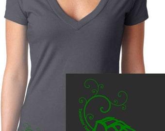 Hop Women's XL T-Shirt