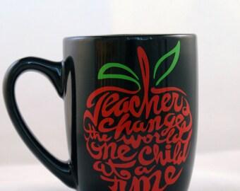 Teacher's Appreciation Mug