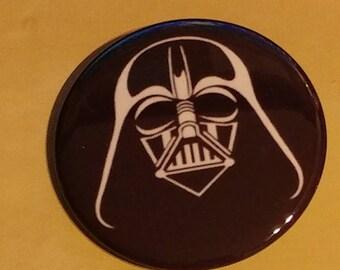 Star Wars Darth Vader 2.25 Inch Wearable Button