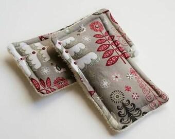Reusable sponge, unsponges, christmas,holiday,  ecofriendly sponge