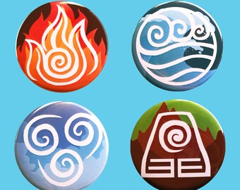 AVATAR Badges: The Four Nations
