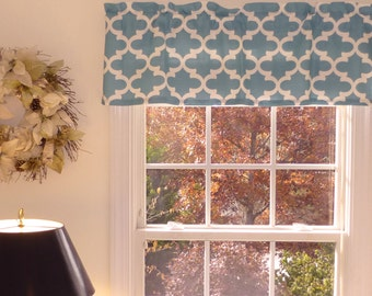 Made to Order Window Curtains, Custom Curtains Blue