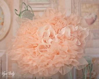 Nylon Chiffon Fabric UK supplier 54 inches tutu pettiskirt lingerie - Ivory only