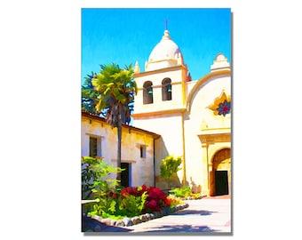 Carmel Mission (San Carlos Borromeo de Carmelo Mission)