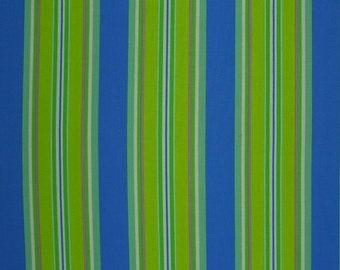 Dena Designs Monaco Narrow Stripe bleu 1 yard