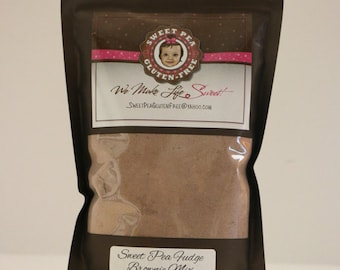 Sweet Pea Gluten Free Fudge Brownie Mix