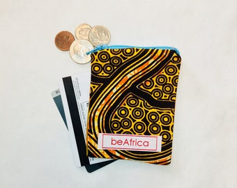 Coin Purse - African - Small (one) - Klein
