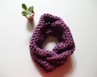 Chunky Winter Scarf // FIG Scarf // Women Chunky Scarf // Men Chunky Scarf // Chunky Scarf // Oversized Cowl // Crochet Scarf // Cozy Scarf
