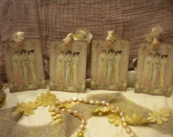 Shabby Chic Victorian Ladies Tags (4)