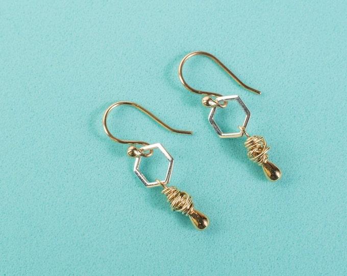 Hive Earrings