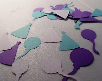 Birthday Party Confetti-  Party Table Confetti- Balloon Confetti