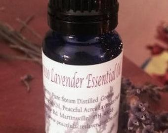 Spanish Lavender Essential Oil