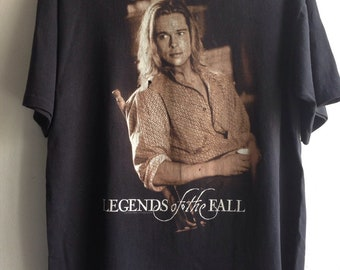 Vintage Legends Of The Fall Movie Tshirt 1994