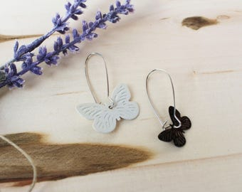 Mix and Match Butterfly Earrings