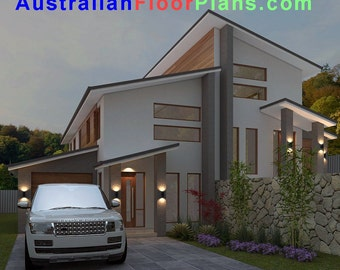 306 m2 | 6 Bed narrow lot Townhouse design | narrow 6 Bedroom Townhouse design | 6 Bedroom duplex narrow  | narrow | narrow  townhouse plans
