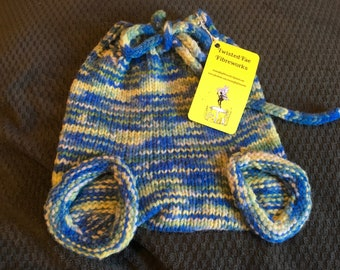 6 month wool soakers