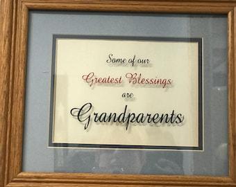 Grandparent picture