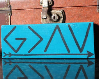 God is greater than the highs and lows