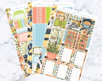 Library: March Sub Essentials Sticker Kit