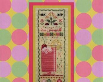 Casey Buonaugurie: Pink Lemonade - Cross Stitch Pattern