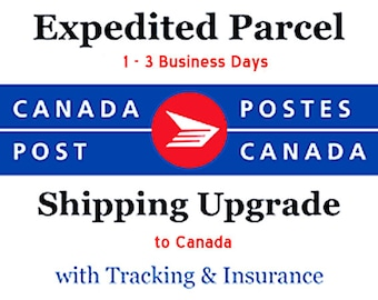 Canada Post Expedited Parcel Option - For Canadian & US Customers
