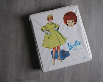 Vintage 1963 Barbie Doll Case